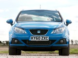 Pictures of Seat Ibiza ST UK-spec 2010–12
