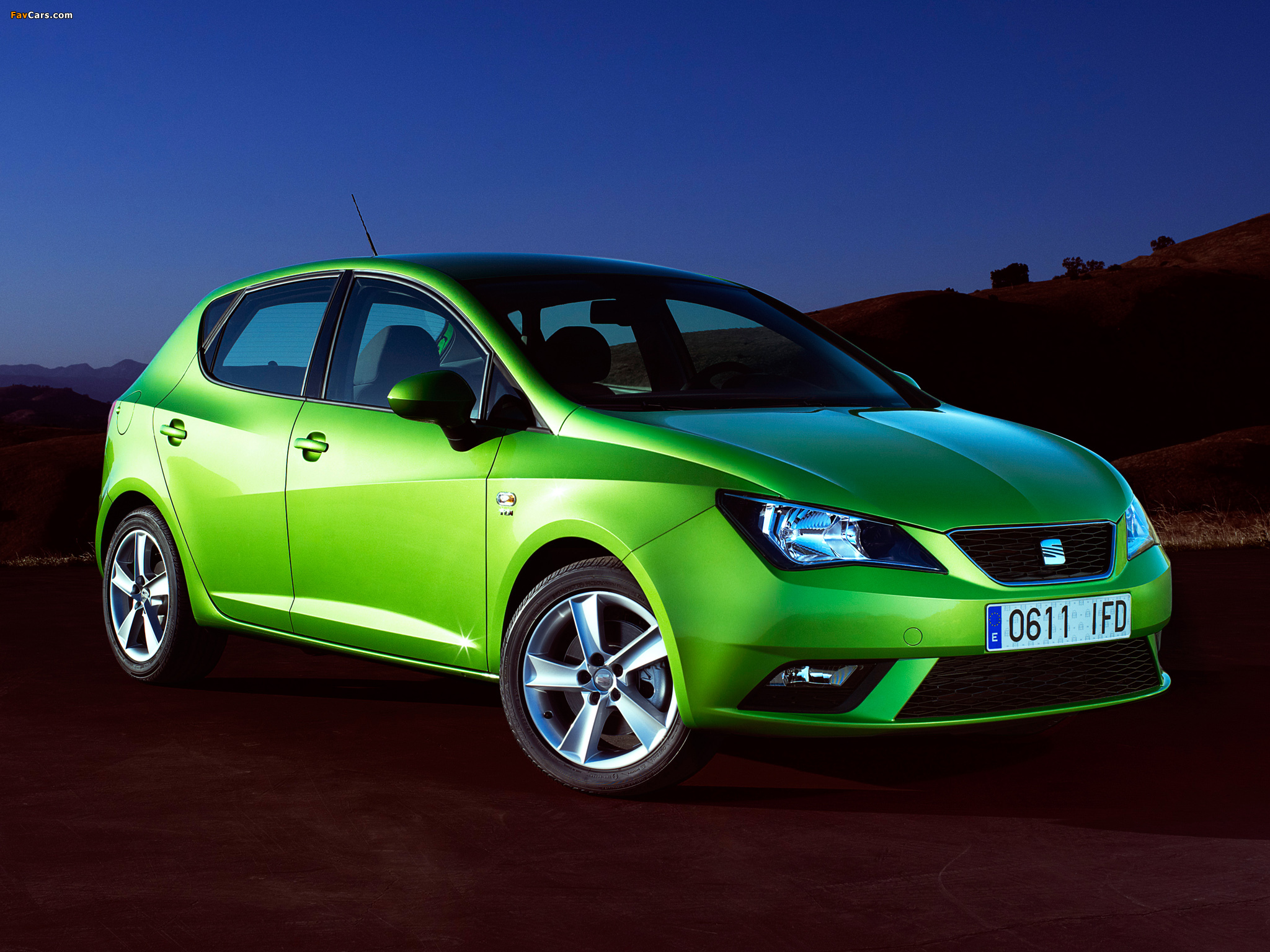 Pictures of Seat Ibiza 2012 (2048 x 1536)