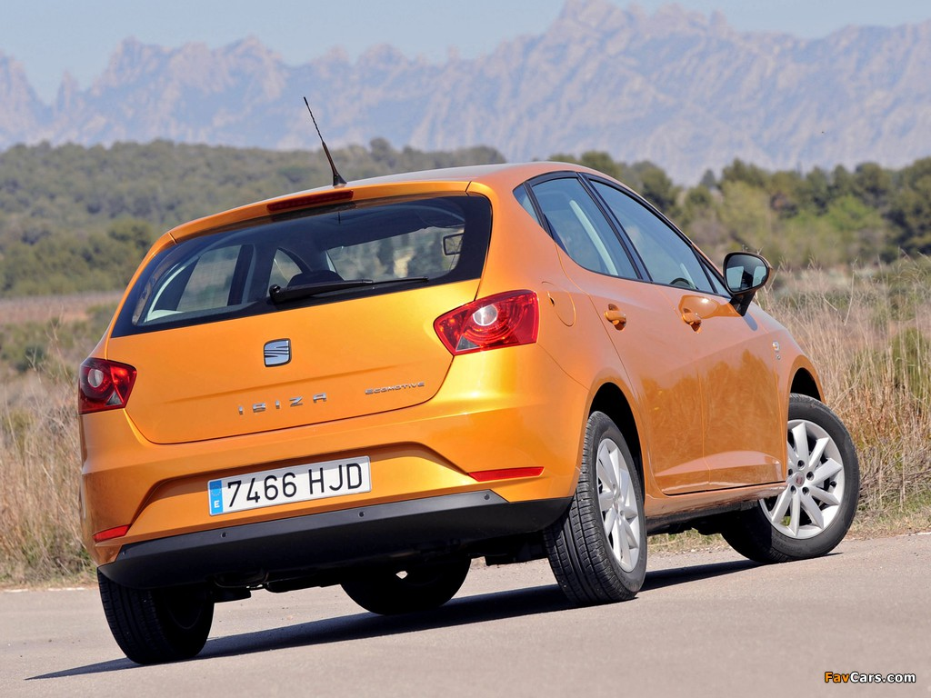 Pictures of Seat Ibiza 2012 (1024 x 768)