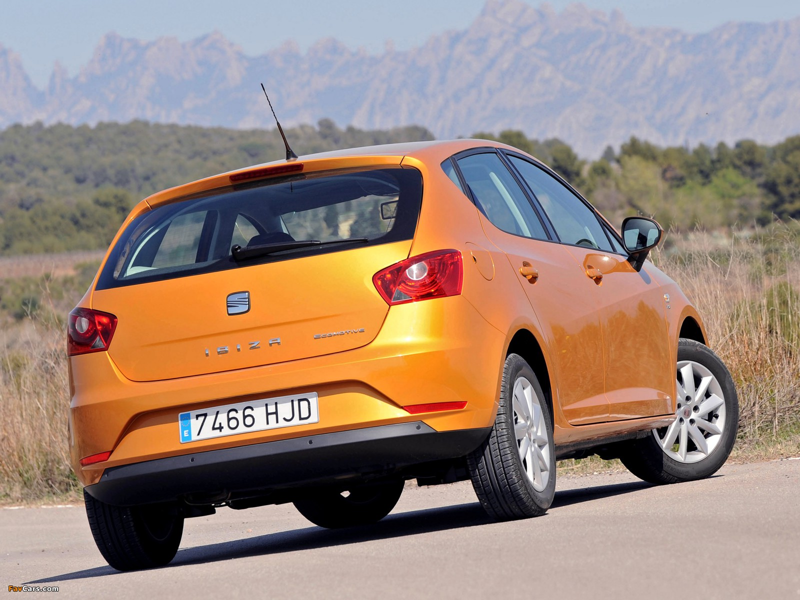 Pictures of Seat Ibiza 2012 (1600 x 1200)