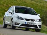 Pictures of Seat Ibiza SC FR UK-spec 2012