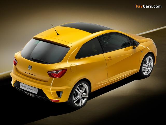 Pictures of Seat Ibiza Cupra Concept 2012 (640 x 480)