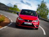 Pictures of Seat Ibiza Cupra 2015