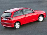 Seat Ibiza 3-door 1993–99 photos