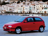 Seat Ibiza 3-door 1993–99 wallpapers