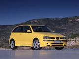 Seat Ibiza Cupra 1999–2002 wallpapers
