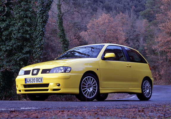 seat ibiza cupra r 2001 images. Black Bedroom Furniture Sets. Home Design Ideas