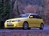 Seat Ibiza Cupra R 2001 images