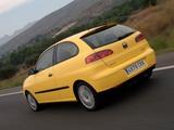 Seat Ibiza 3-door 2002–06 photos