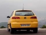 Seat Ibiza 3-door 2002–06 wallpapers