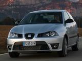 Seat Ibiza Cupra TDI 2004–08 photos