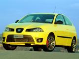 Seat Ibiza Cupra TDI 2004–08 pictures