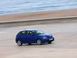 Seat Ibiza 5-door 2006–08 images