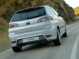 Seat Ibiza Cupra ZA-spec 2006 images