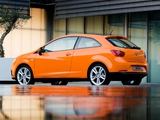 Seat Ibiza SC UK-spec 2008–12 photos