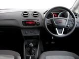 Seat Ibiza Ecomotive UK-spec 2008–12 pictures