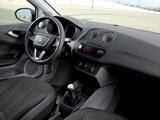 Seat Ibiza Ecomotive 2008–12 wallpapers