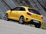 Seat Ibiza Cupra 2009–12 photos