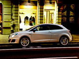 Seat Ibiza SC FR 2009–12 wallpapers