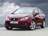 Seat Ibiza ST 2010–12 pictures