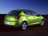 Seat Ibiza 2012 pictures
