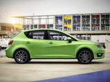 Seat Ibiza FR 2012 pictures
