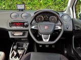 Seat Ibiza SC FR UK-spec 2012 pictures