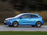 Seat Ibiza SC FR 2012 wallpapers