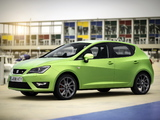 Seat Ibiza FR 2012 wallpapers