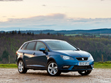 Seat Ibiza ST UK-spec 2012 wallpapers