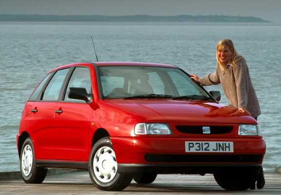 Seat Ibiza 5 Door Uk Spec 199399 Wallpapers