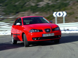 Seat Ibiza FR 2006–07 wallpapers