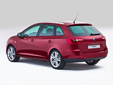 Seat Ibiza ST 2010–12 wallpapers