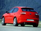 Images of Seat Leon Cupra R 2002–05