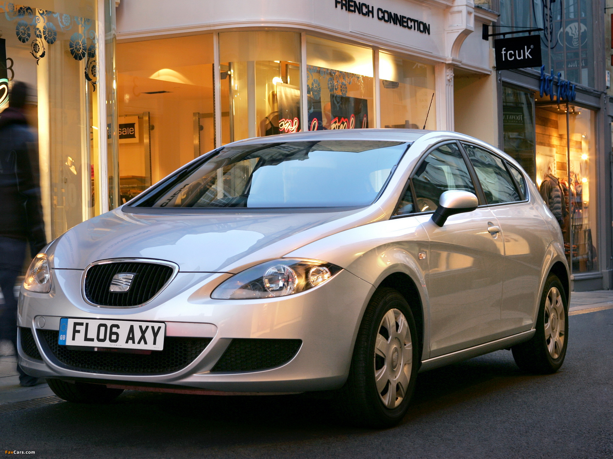 Images of Seat Leon UK-spec 2005–09 (2048 x 1536)