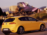 Images of Seat Leon Cupra 2007–09