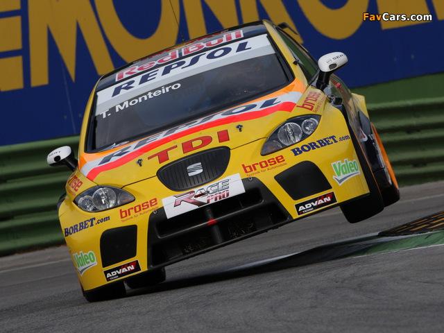 Images of Seat Leon TDI WTCC 2007–08 (640 x 480)