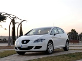 Images of Seat Leon Ecomotive 2008–09