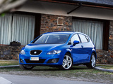 Images of Seat Leon 2009–12