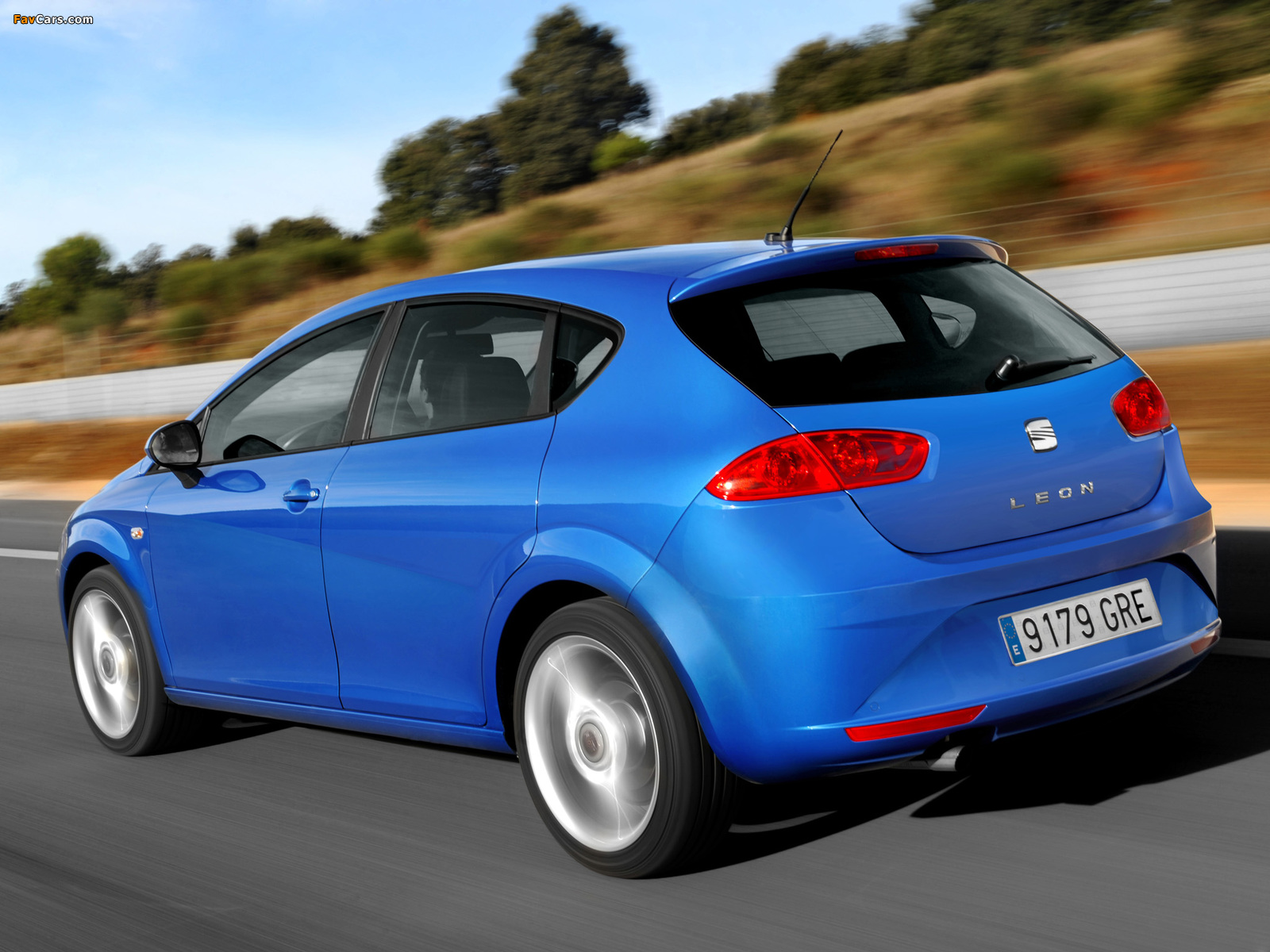 Images of Seat Leon 2009–12 (1600 x 1200)