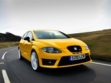 Images of Seat Leon Cupra R UK-spec 2009–12