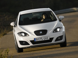 Images of Seat Leon Ecomotive 2009–12