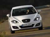 Images of Seat Leon Ecomotive 2009–12