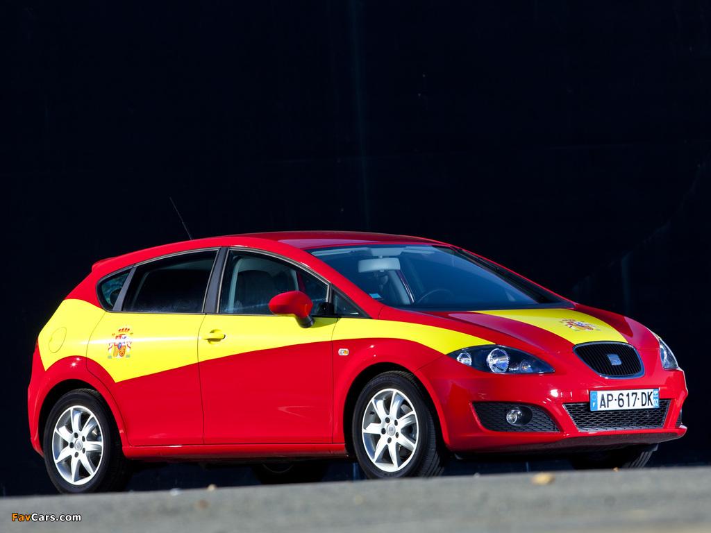 Images of Seat Leon Espagnole 2010 (1024 x 768)