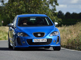 Images of Seat Leon FR Supercopa UK-spec 2012