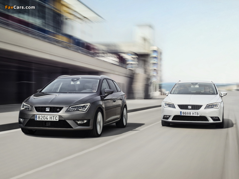 Images of Seat Leon 2012 (800 x 600)