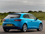 Images of Seat Leon SC FR UK-spec 2013