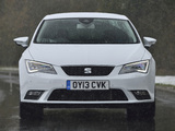 Images of Seat Leon UK-spec 2013