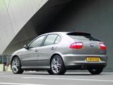 Photos of Seat Leon Cupra R UK-spec 2002–05