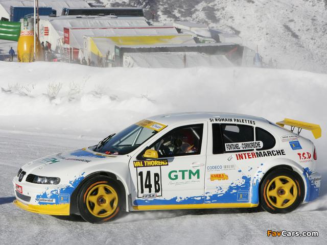 Photos of Seat Leon Trophée Andros 2004–05 (640 x 480)